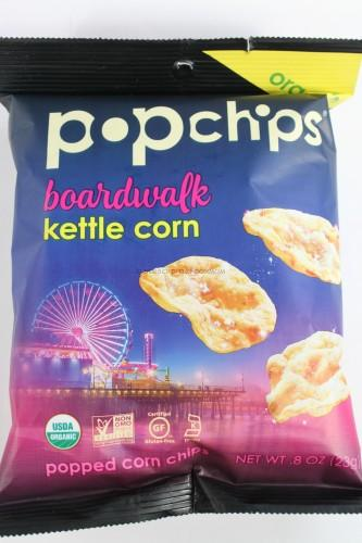 Boardwalk Kettle Corn Popped Corn Chips by Popchips