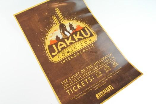 Jakku Comic-Con Poster