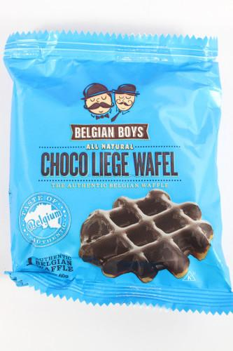 Choco Liege Wagel by Belgian Boys