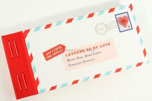 Letters to My Love by Lea Redmond