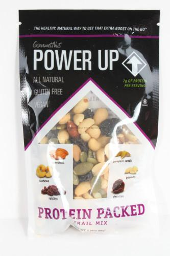Power Up Trail Mix By Gourmet Nut