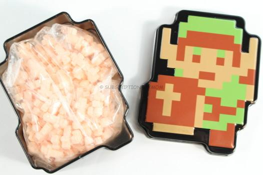 8 Bit Breath Savers & Collectible Tin
