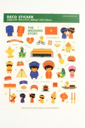 Vietnam Stickers