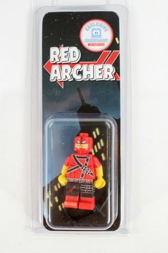 Red Archer Mini Figure