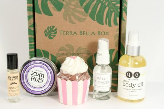 Terra Bella Box February 2016 Review