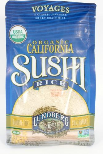 California Sushi Rice