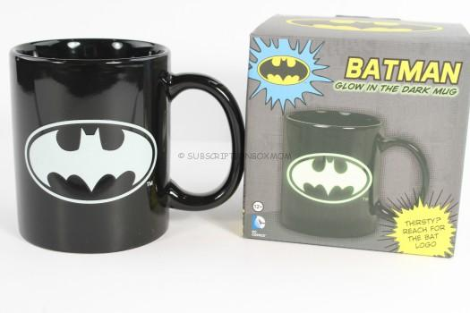 Batman Glow in the Dark Mug