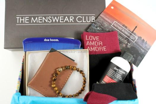 The Menswear Club February 2016 Review