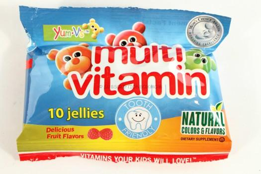 Yum-V's Multivitamin Jellies for Children