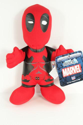 Exclusive Deadpool 7″ Plush from Bleachers Creatures