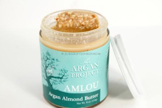 Argan Almond Butter