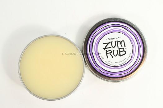 Indigo Wild - Zum Rub Moisturizer in Lavender