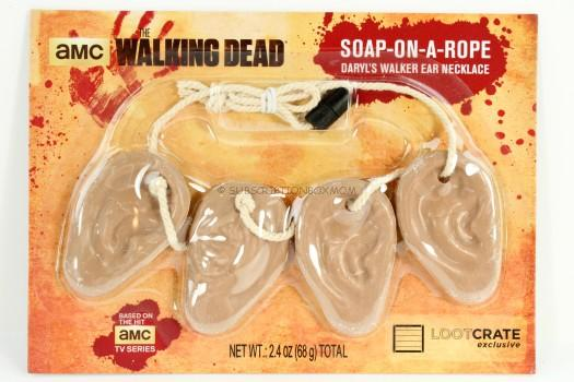 Exclusive The Walking Dead Soap-A-Rope