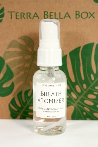 Miss Violet Lace - Breath Atomizer in Wild Strawberries