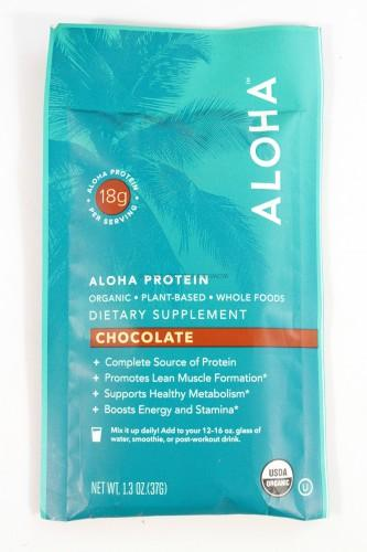 Aloha Chocolate Protein Powder