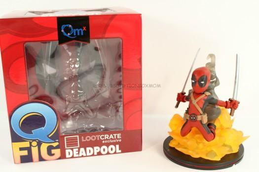 Exclusive Deadpool G-Fig Figure