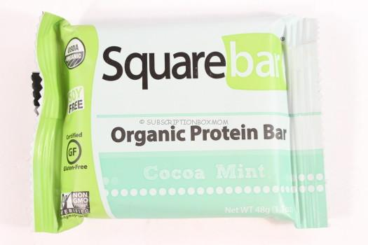Square Bar Cocoa Mint