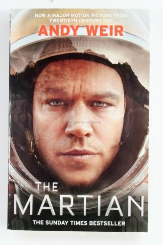 The Martian: A Novel Andy Weir