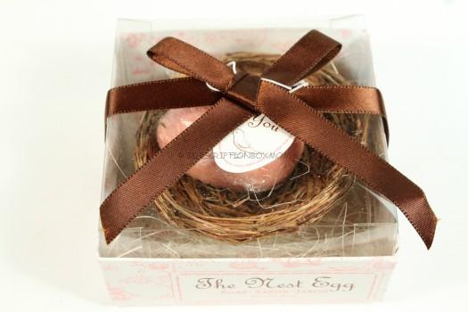 The Nest Egg Scented Soap