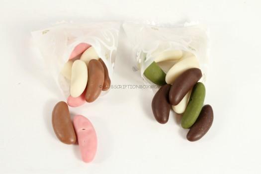 Chocolate Arare