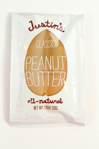 Justin's All Natural Peanut Butter: