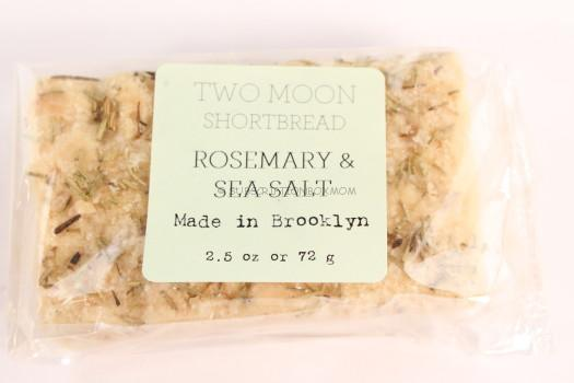 Two Moon Shortbread Rosemary Shortbread