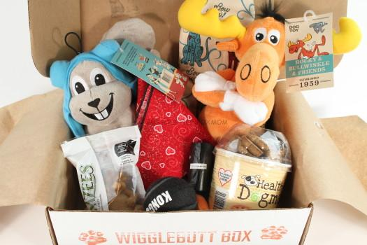 Wigglebutt Box February 2016 Review