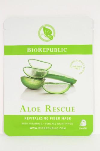 BioRepublic Skincare Sheet Mask in Aloe Rescue