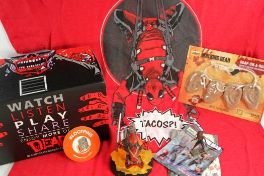 Loot Crate February 2016 Review
