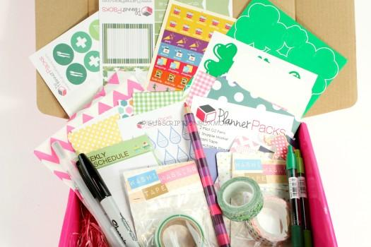 Planner Packs February 2016 Review