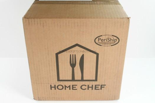 Home Chef January 19, 2016 Review