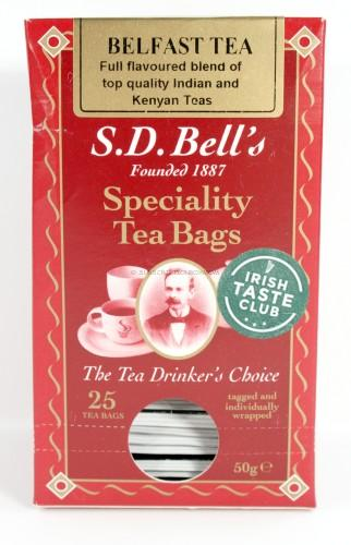 SD Bells Tea