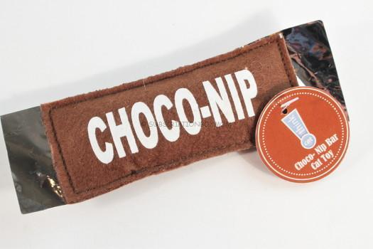 Delca Choco-Nip Bar Toy