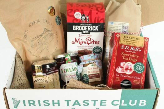 Irish Craft Club February 2016 Review