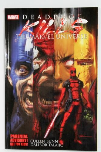 Deadpool Kills The Marvel Universe - Graphic Novel