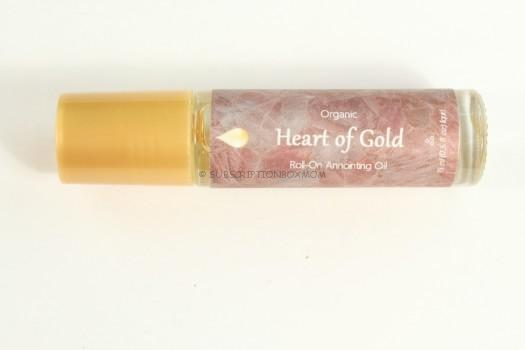 Heart of Gold Blend from Quinntessentials