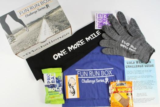 Fun Run Box February 2016 Review and Exclusive Coupon