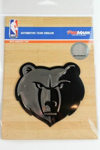 Memphis Grizzlies Automotive Team Emblem
