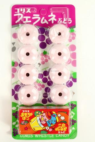 Coris Whistle Candy - Japan