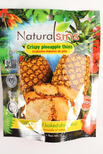 Natural Sins How Sweet Pineapple