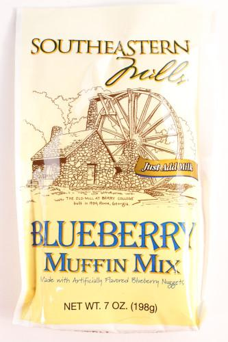 Southeastern Blueberry Muffin Mix