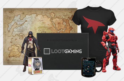 Loot Gaming Now Available