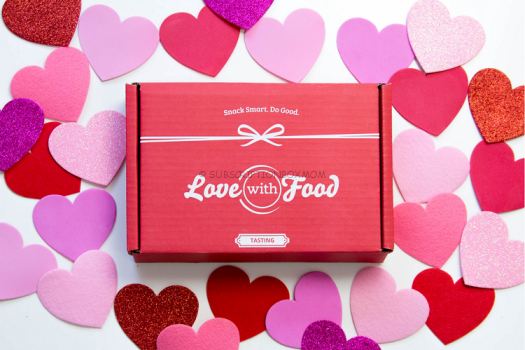 Love with Food February 2016 Coupon Codes