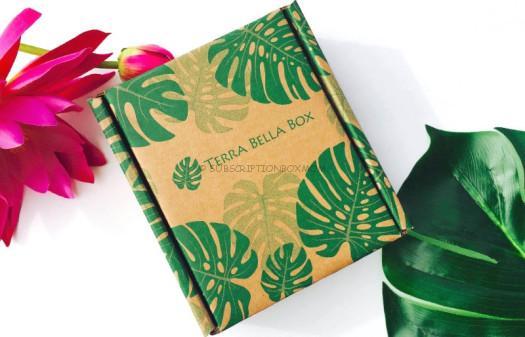 Terra Bella Box February 2016 Spoilers