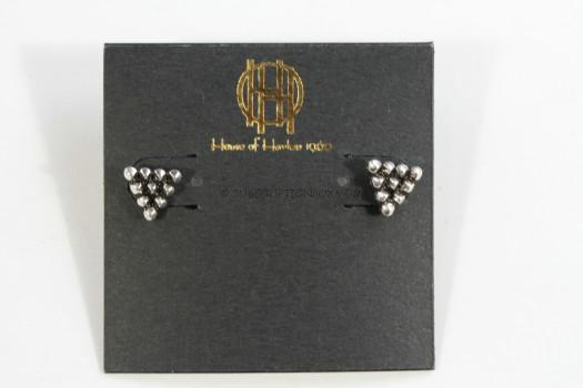 House of Harlow 1960 Cerro Torre Stud Earring in Silver
