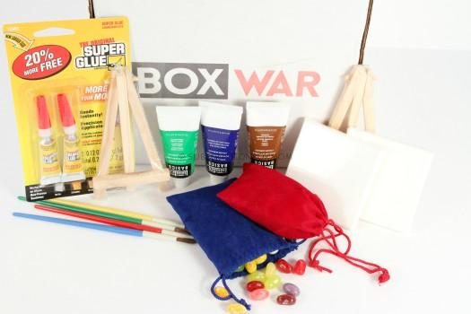 Box War February 2016 Review