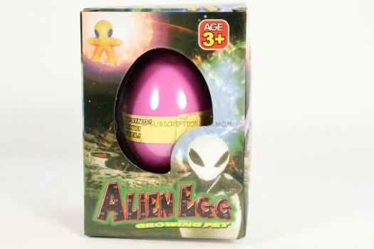 Alien Egg Growing Pet