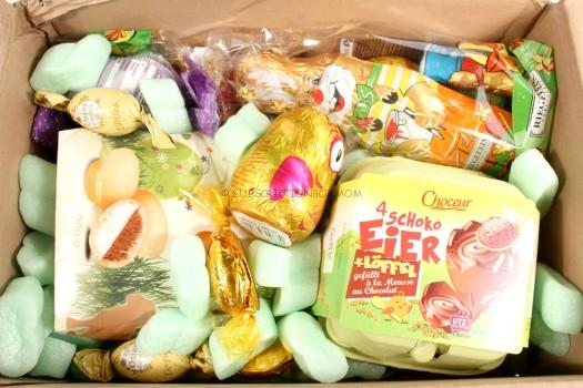 Candy German Easter Box