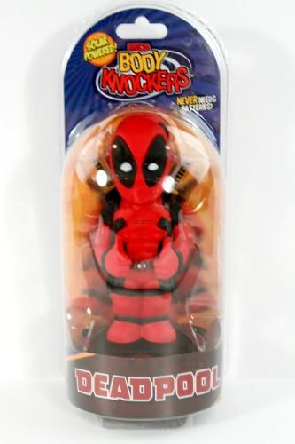 NECA Marvel Body Knocker Deadpoo