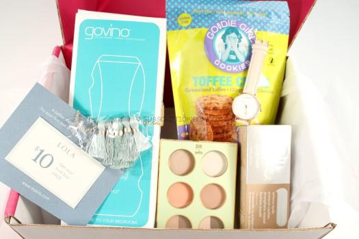 POPSUGAR Must Have Box March 2016 Review